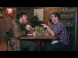 Эзра Миллер рассказывает Джошу Хоровицу о мире Гарри Поттера