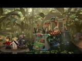Новый набор лего из серии LEGO Ninja Go Movie 70608 под названием