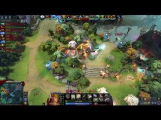 Evil Geniuses vs NewBee Game 3 Desicive Fight (Manila Masters Grand Final)