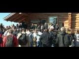 Краткий видеоотчёт по IV-й Крестьянской выставке-ярмарке прошедшей в Слободе.