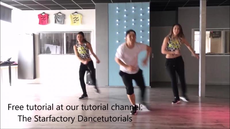 Jason Derulo - If it ain't love - Easy Fitness Dance Choreography