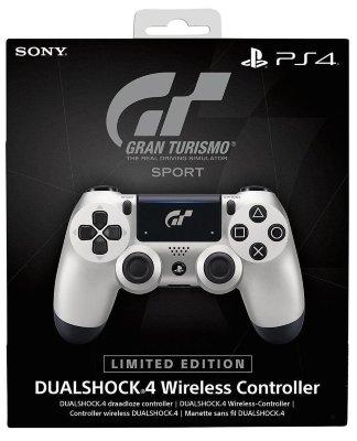 Новые виды геймпадов для PS4