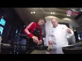Мюллер на кухне
