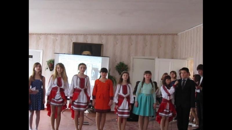 Вчительська доля Олександро-Калинівська школа