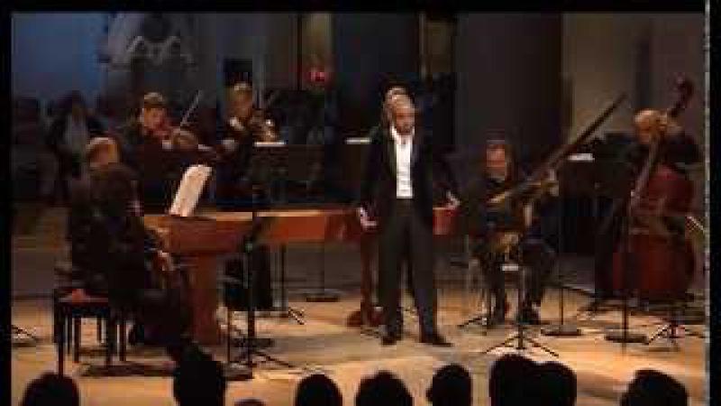 Franco Fagioli countertenor Scherza Infida. Beautiful, very emotionally intense. Ariodante Handel