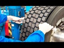 Repairing and Retreading $1000 Tires - Extreme Rebuilding Airless Tires by Pete's Tire Barns