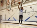 Knicks Derrick Rose Summer Workout and Training Camp Highlights + Interview
