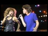 Mick Jagger &amp Tina Turner