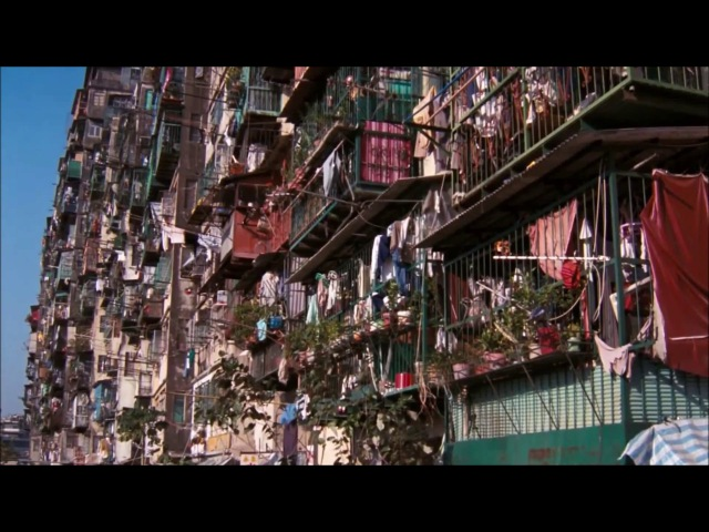 Journey Through The Kowloon Walled City Hong Kong (HD)