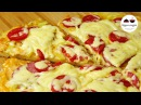 Пицца ВКУСНЫЙ ОБМАН Гостям понравится подмена ингредиентов! КАРТОФЕЛЬНАЯ пицца на сковороде