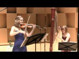 Fantaisie for violin and harp Op.124 by C. Saint-Saens