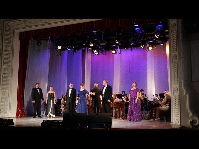 2 Застольная песня из оперы Травиата Джузеппе Верди Солисты Екатеринбурга и