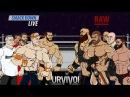 WWE RAW vs SDLive Survivor Series 2017
