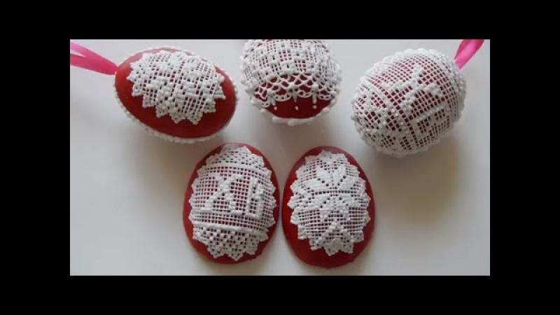 Как сделать 3Д пасхальные яйца/ Пряники к Пасхе / Альтернатива киндер сюрпризу