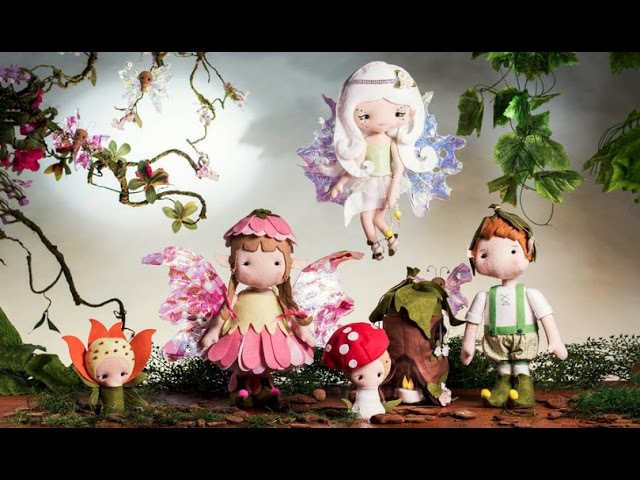 Curso online de Feltro: O jardim encantado das fadas | eduK.com.br