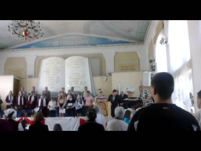 Закінчення недільної школи (2014)