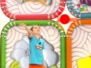 Упражнения с воздушным шариком Прыг скок команда 2013