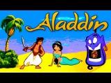Disney's Aladdin (Аладдин) прохождение (Sega Mega Drive, Genesis)