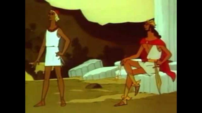 Легенды и мифы древней Греции сборник мультфильмов