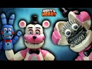 Handmade FUNTIME FREDDY ★ FNAF SISTER LOCATION ➤ Polymer clay Tutorial