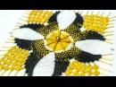 Hand Embroidery Designs: Bordado DIY Tutorial   HandiWorks 115
