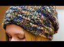 Мастер-класс по шапке бини из Lana Grossa Olympia.