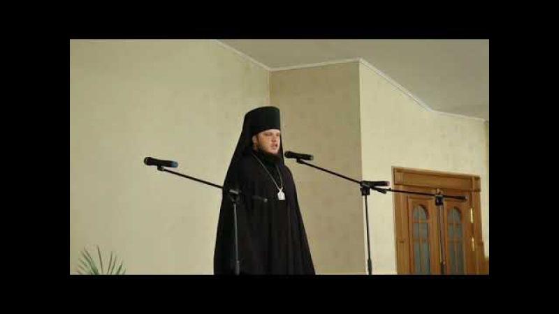 Слово епископ Сергия на церемонии вручения денежных сертификатов акции «Белый ...
