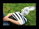 Bad Baby vs Bad Bunny Вредный Кролик украл у Сени детскую машинку