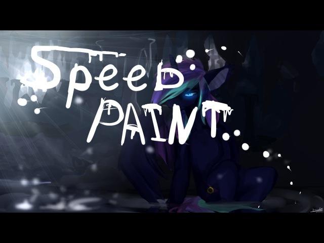 [SpeedPaint] - The Batcave