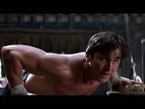Тренировки Брюса Уэйна в Лиге Теней. Бэтмен: Начало. 2005