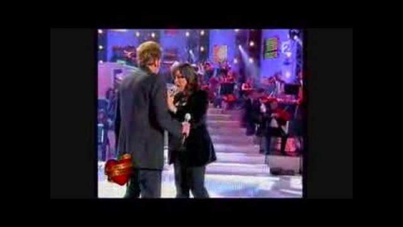 Johnny Hallyday Chimene Baddie Derrière l'amour