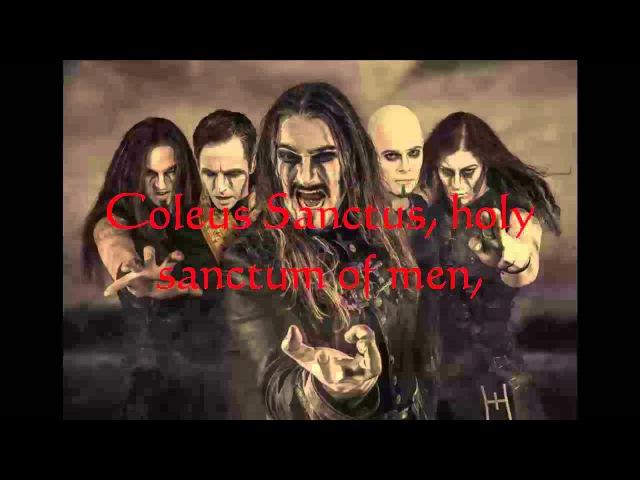 Powerwolf - Coleus Sanctus Lyrics