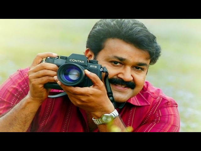 Mohanlal - Indian Actor, Producer,