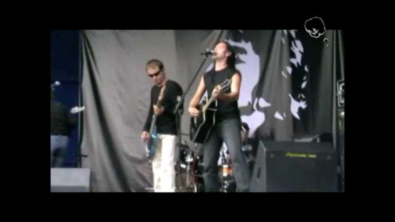 Памяти Виктора Цоя Live - Красноярск 15 августа 2007