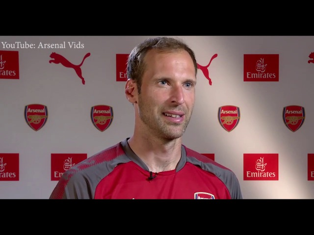 I'm Excited about Jens Lehmann's Arrival Petr Cech