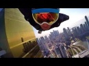 Полеты в костюме крыло в Дубаи! Реактивный ранец! Пролет в вингсьюте через огненное кольцо!