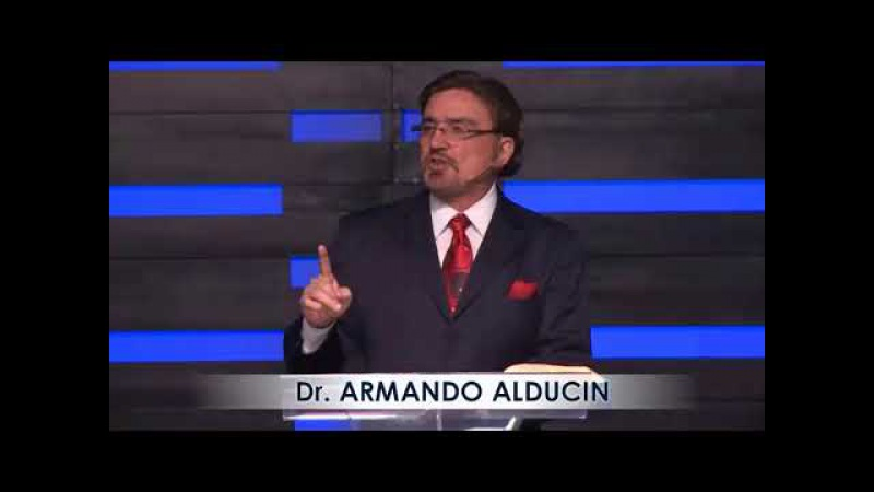¿ESCLAVO DE DIOS O DEL PECADO? | Dr. Armando Alducin. Predicaciones, estudios bíblicos.