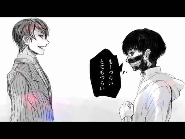 Токийский гуль 3 сезон Опенинг