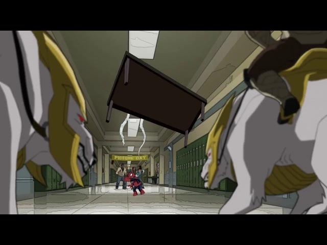 Великий Человек-паук (2012) 1 Сезон 20 Серия (Беги, хряк, беги | Run Pig Run)