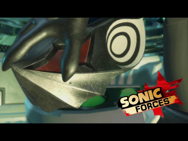 Sonic Forces | All cutscenes | PS4 Pro