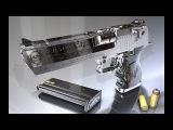 United States ( IwI Desert Eagle 44 )Automatic Pistol
