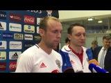 Интервью Дениса Глушакова: Дзюба поздравил с чемпионством