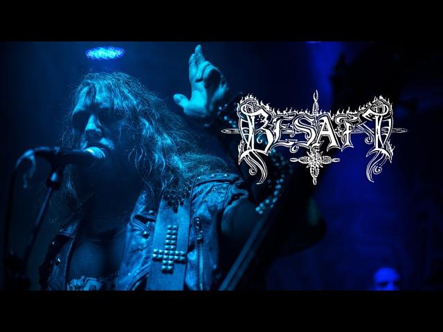 Besatt - Final war (live Chambéry - 7052016)