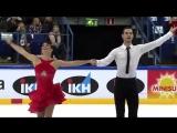 Finlandia Trophy 2017. Ice Dance - SD. Laurence FOURNIER BEAUDRY/Nikolaj SORENSEN