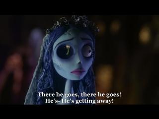 Corpse Bride (2005) / Труп невесты english eng sub subtitles