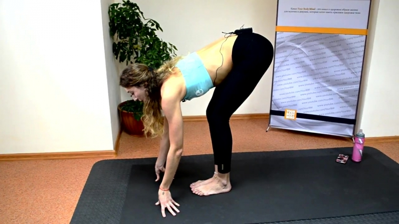 scoliosis yoga exercises - 800×450