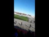 Болельщики Ордабасы на  матче Тобол 1-0 Ордабасы  !!!