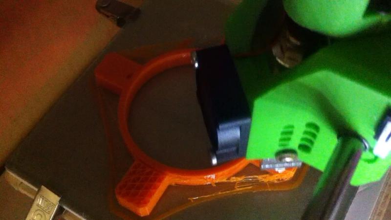 Проект FDM принтера 3D BRO mini ( печать щёточного узла )