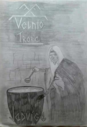 """Velnio Troba – EP """"Jadviga"""" (2017)"""