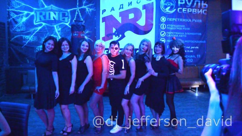 Вечеринка DARK BEAUTY в Ring bar с Джефферсоном Барросом!